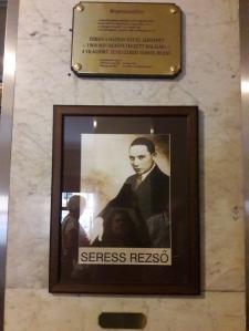 Rezső Seress Memorial - 2