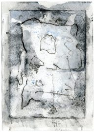 Monoprint From Bernecebarati - 3