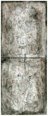 Wetted Scrolls - I