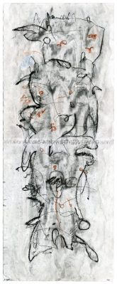 Wetted Scrolls - VIII