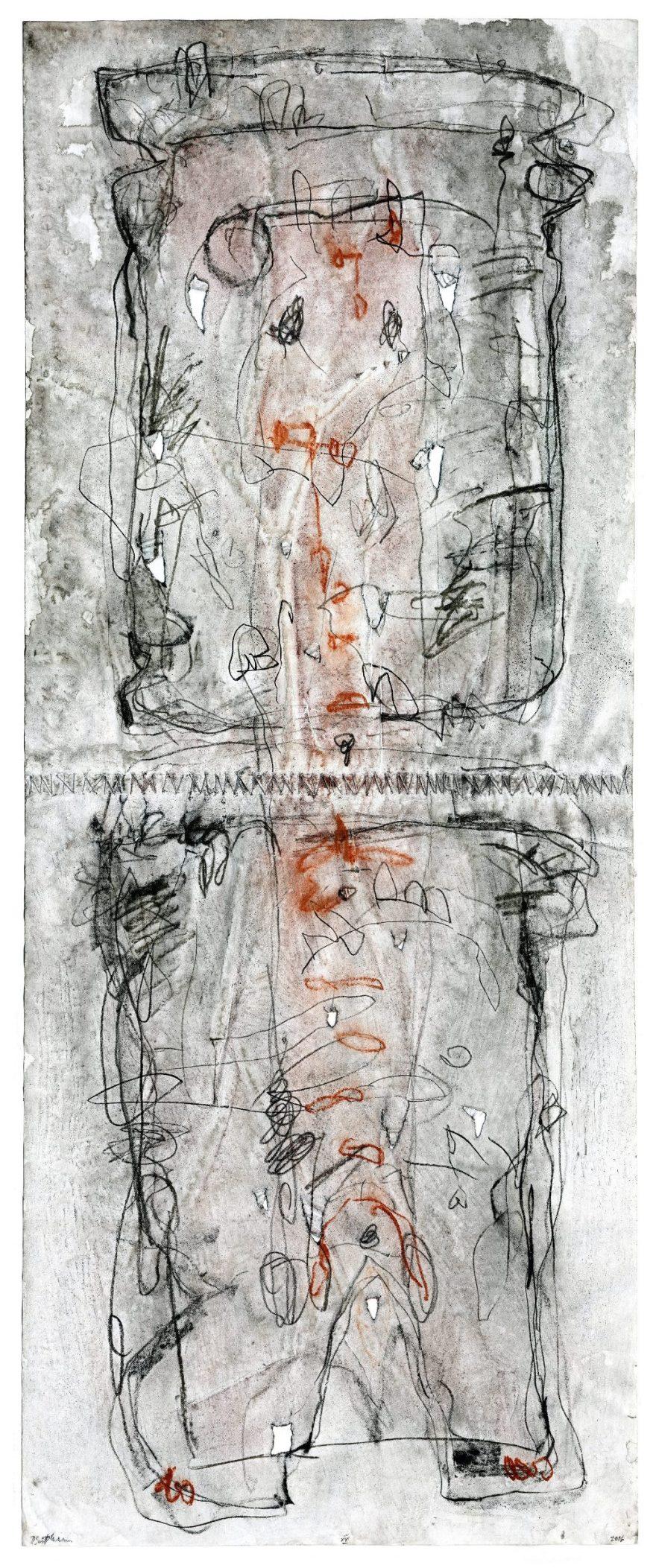 Wetted Scrolls - XVI