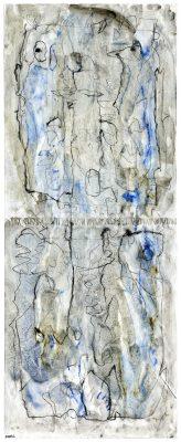 Wetted Scrolls - XX