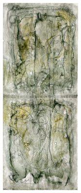Wetted Scrolls - XXI