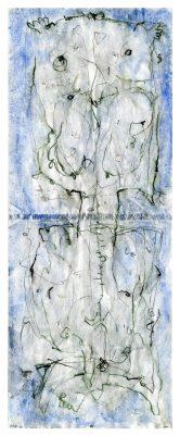 Wetted Scrolls - XXIV