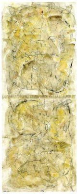 Wetted Scrolls - XXXIV