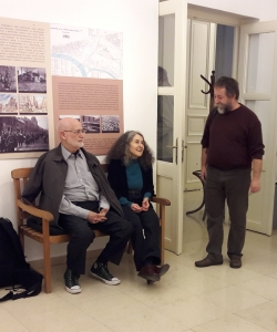 Albert Kováts, Diane Sophrin, Gábor Homolya