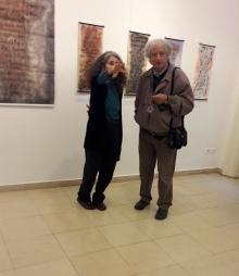 András Végh, Diane Sophrin