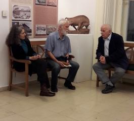 Diane Sophrin, György Orbán, Ferenc Takács