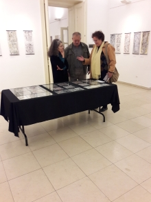 Diane Sophrin, József Seregi, Julianna Vízi