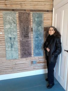 DIANE SOPHRIN - SCRAWLS AT THE KENT